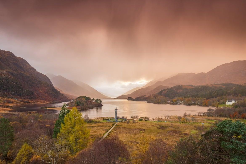 Glenfinnan Loch Shiel Portfolio Image