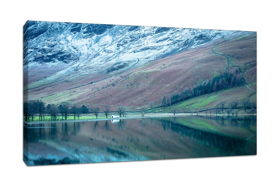 Lake District Buttermere Bothy Canvas Print
