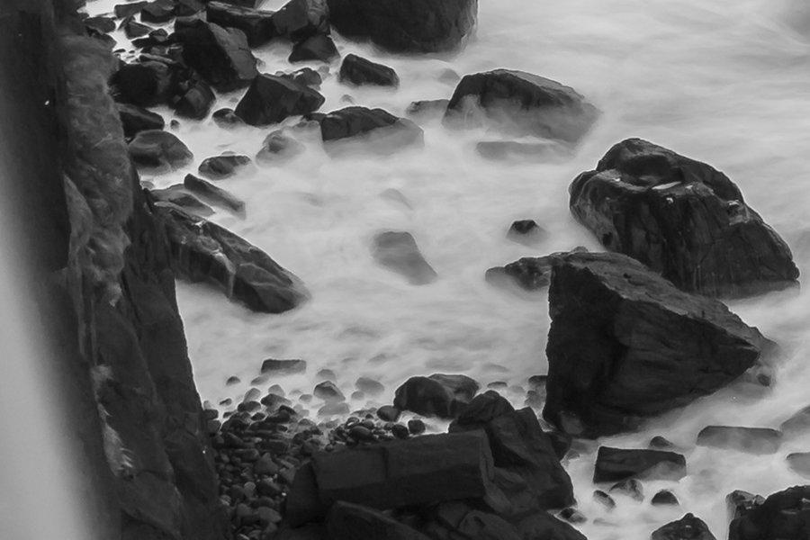 Kilt Rock Isle of Skye Zoomed in Detailed Image