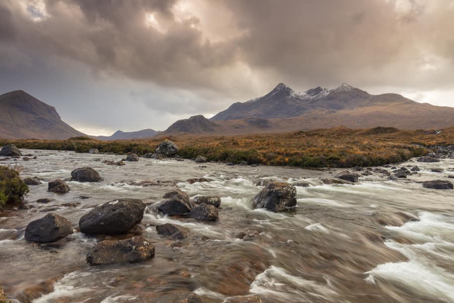 Sligachan Cuillin View Featured Image