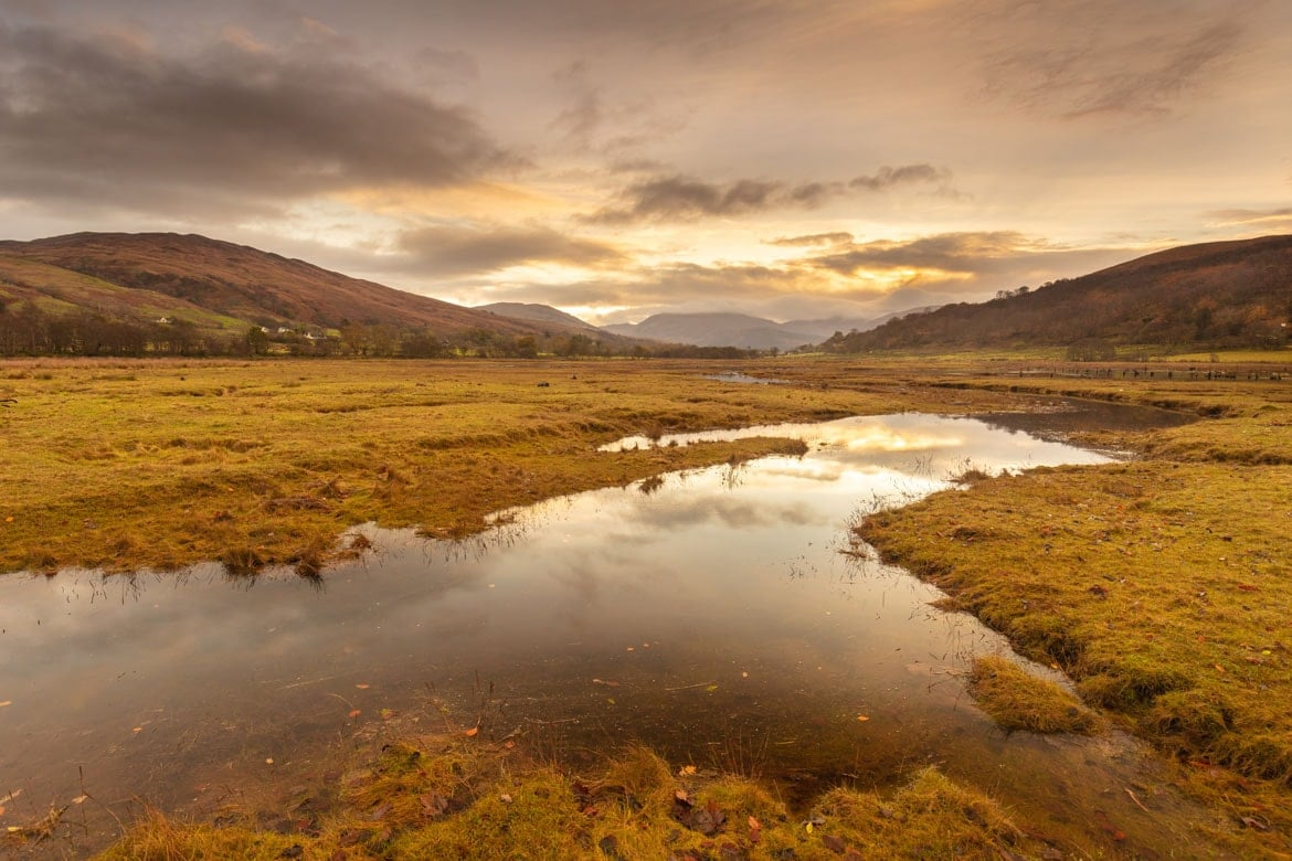 Appin Highlands Sunrise Portfolio Image