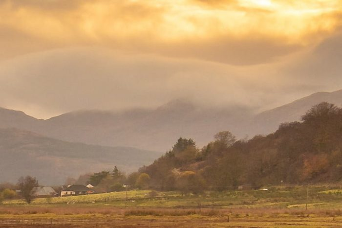 Appin Sunrise Zoomed in to 100% Resolution