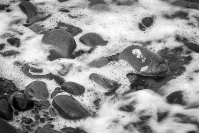 Garlieston Pebbles Photography Print