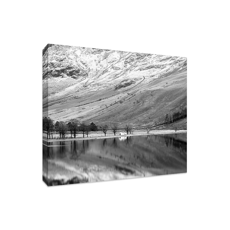 Buttermere Square Crop Canvas Print