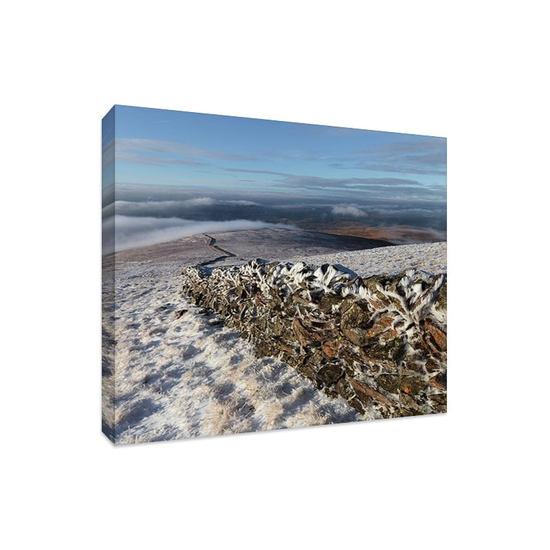 Dumfries and Galloway Wall Square Crop Canvas Print